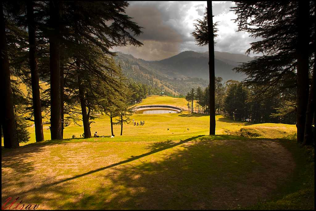 Chail is one of the best weekend getaways from Chandigarh
